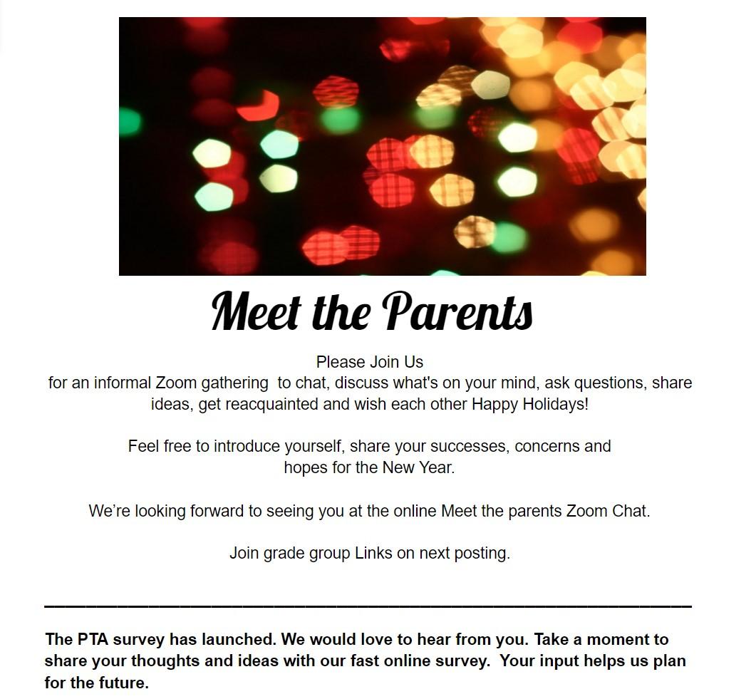 PTA presents: